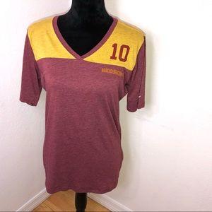 Large Nike Redskins Griffin shirt
